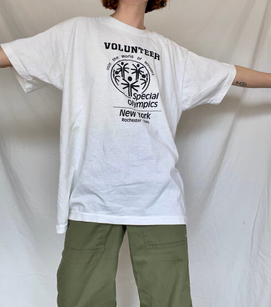 Image of '89 Special Olympics Tee
