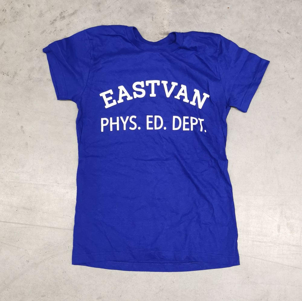 Image of Eastvan Phys Ed Dept