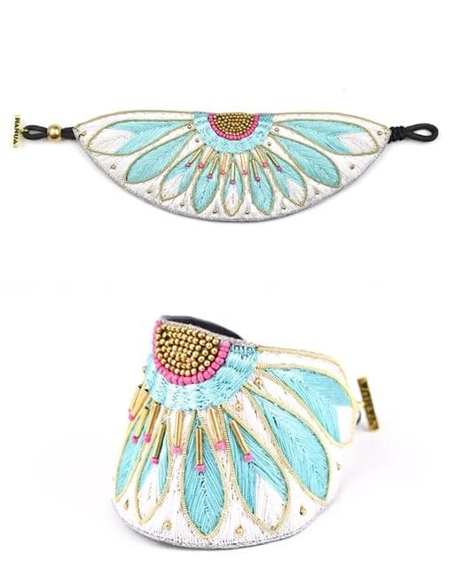 Bracelet Apache ( 2 couleurs)