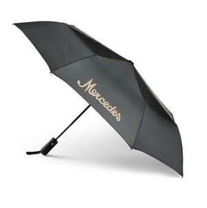 Auto Open Umbrella-Black