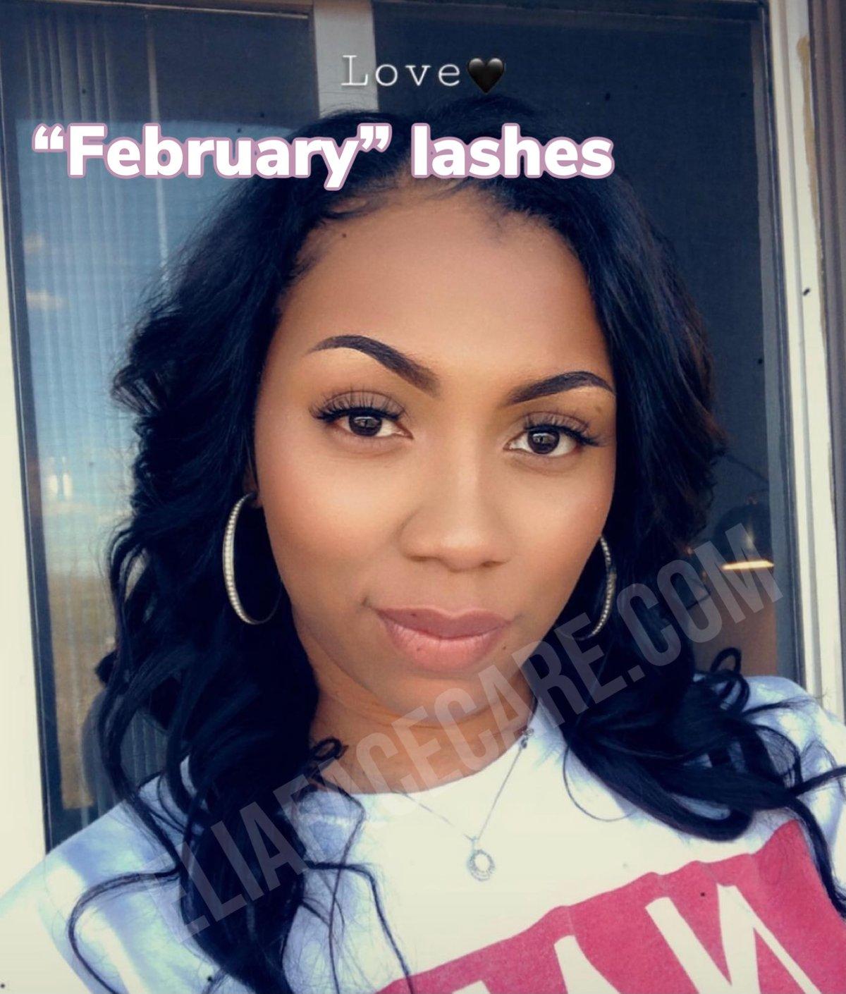 """Image of """"February"""" Lashes"""