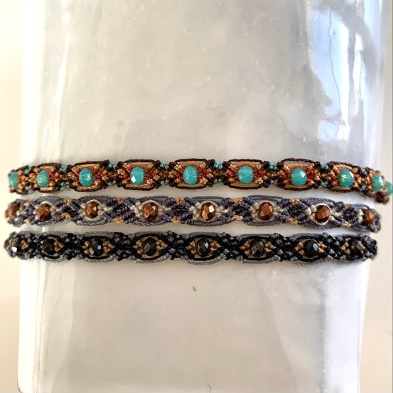 Image of Lot de 3 bracelets
