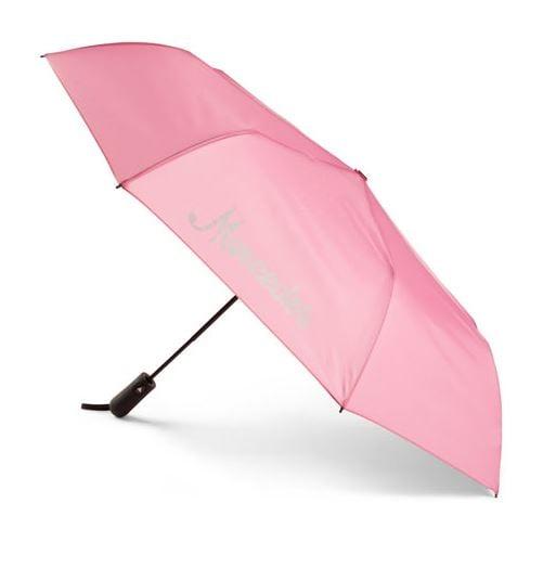 Auto Open Umbrella-Pink