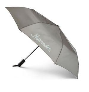 Auto Open Umbrella-Gray