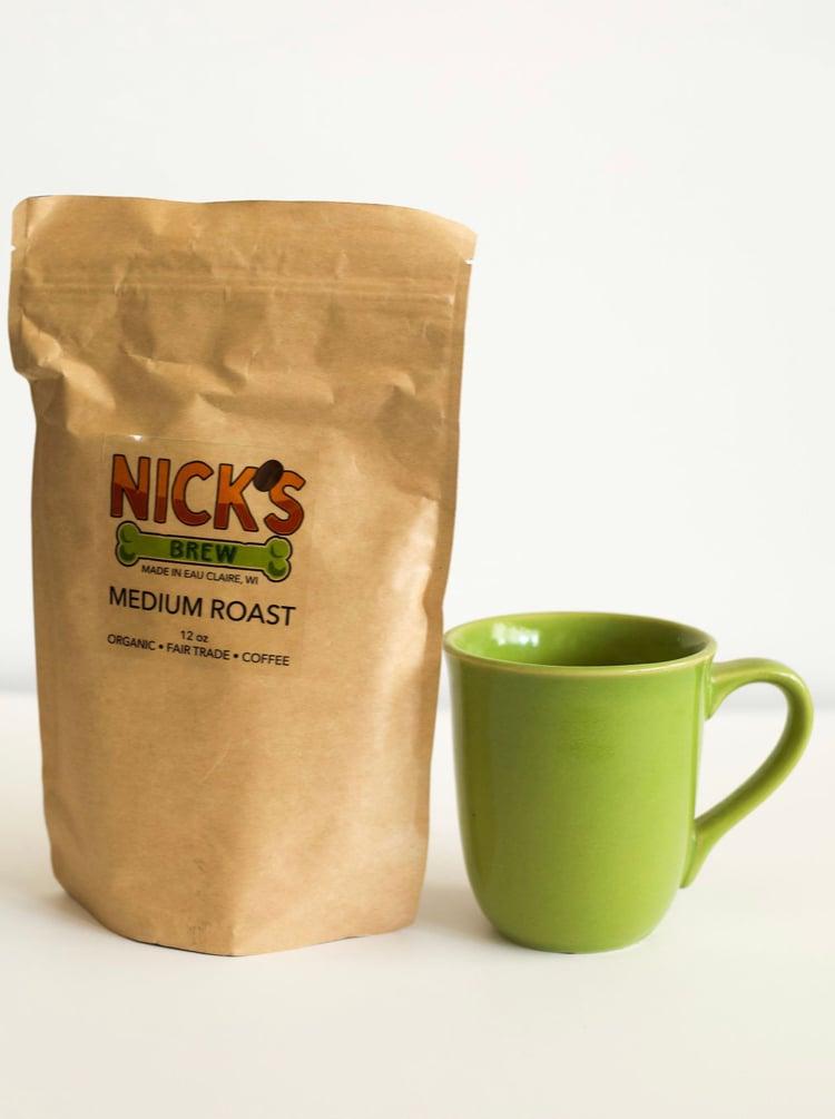 Image of Nicks Brew Medium Roast