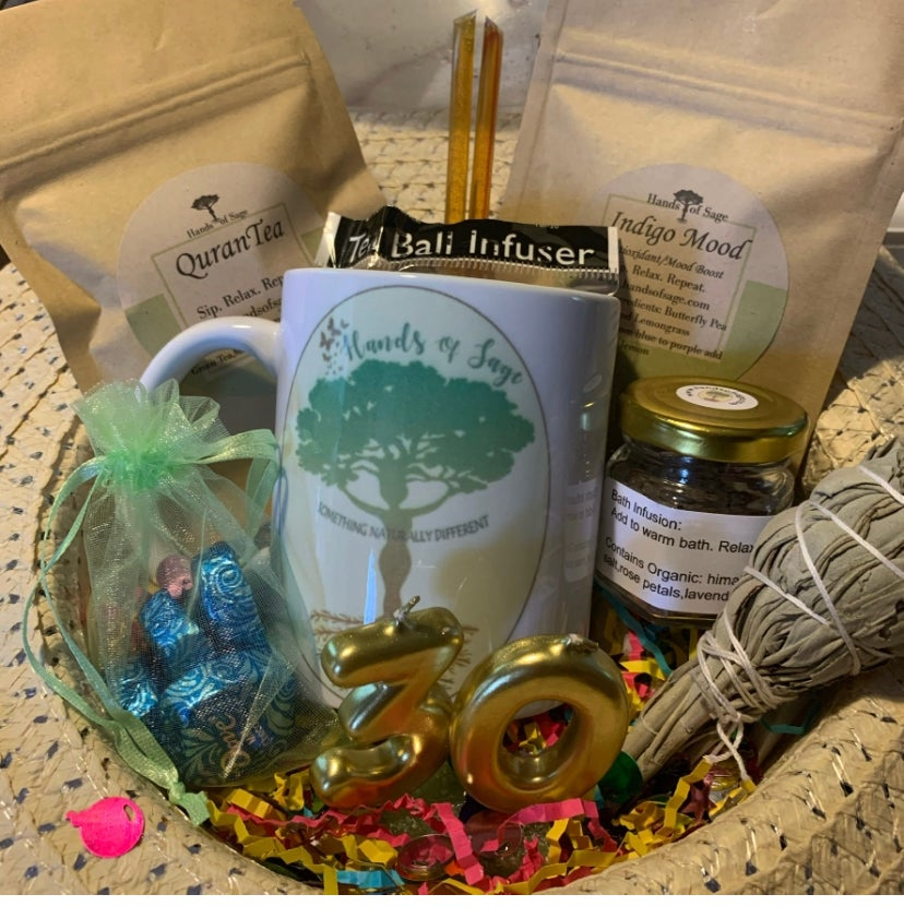 Image of Tea Experience Gift Set (Available to be customized  )