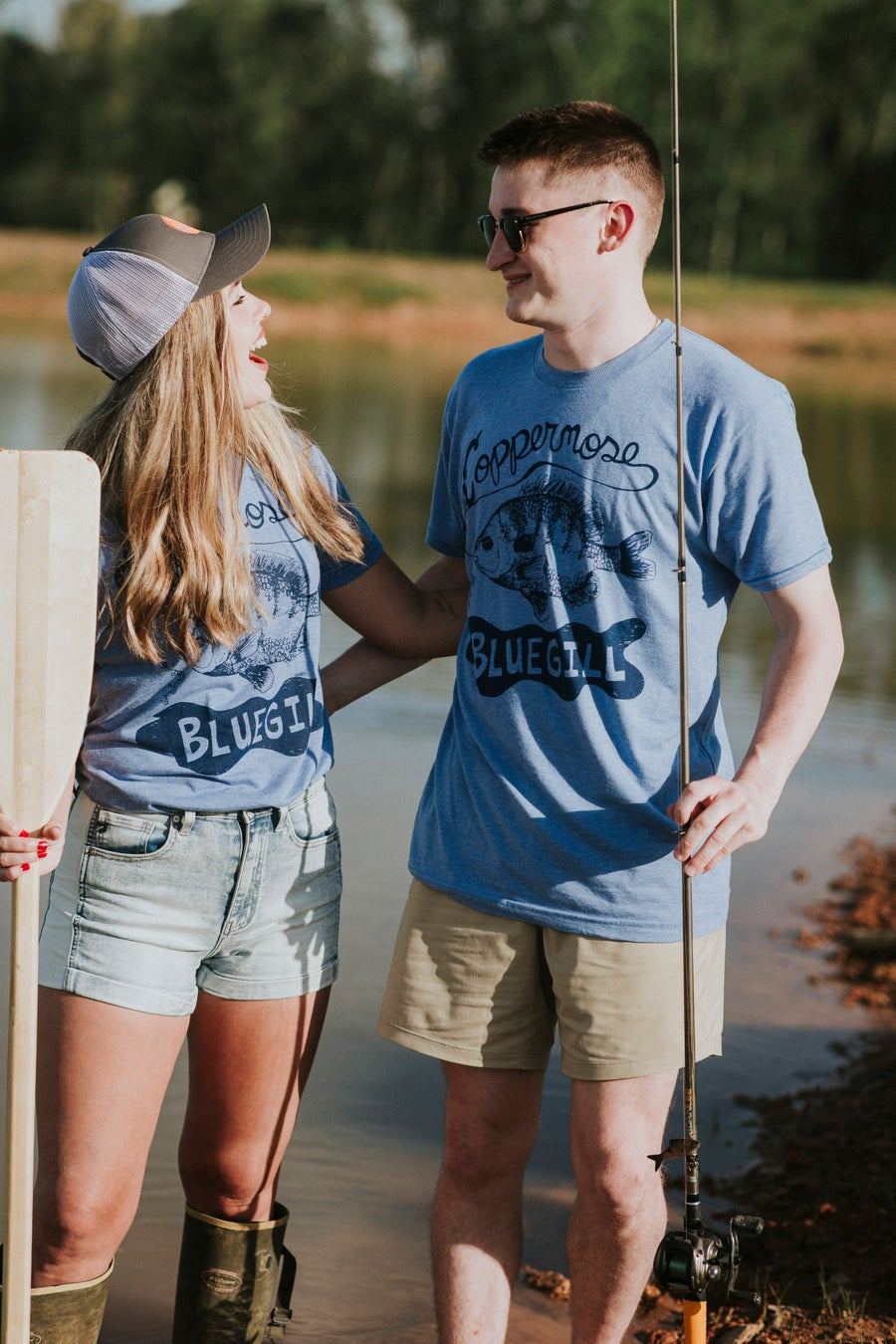 Image of Adult Coppernose Bluegill Tee