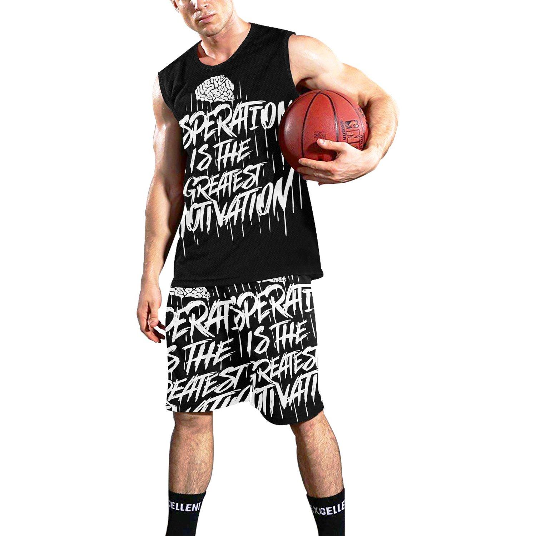 Image of Hustle Memory Men's Basketball Tracksuit