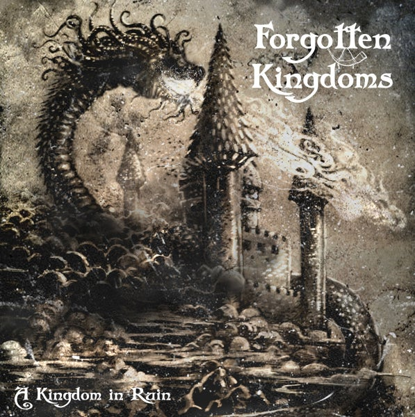 "Image of Forgotten Kingdoms ""A Kingdom in Ruin"" LP *IMPORT*"