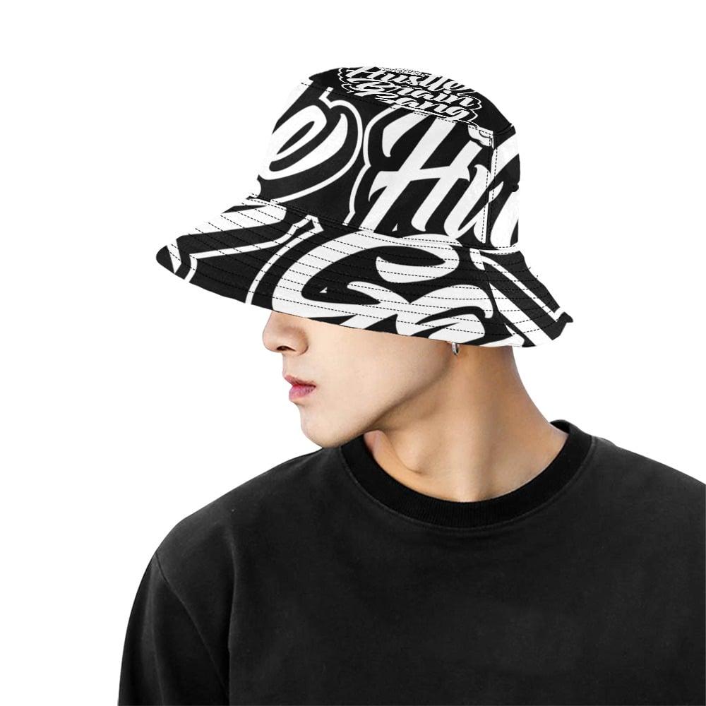 Image of Hustle Memory  Men's Bucket Hat
