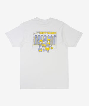 Image of BETTER™ GIFT SHOP_OFTEN IMITATED TEE :::WHITE:::