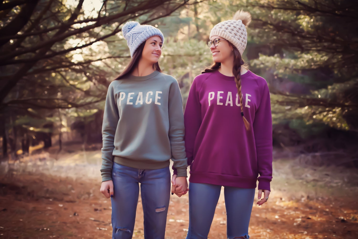 Image of PEACE Pullover
