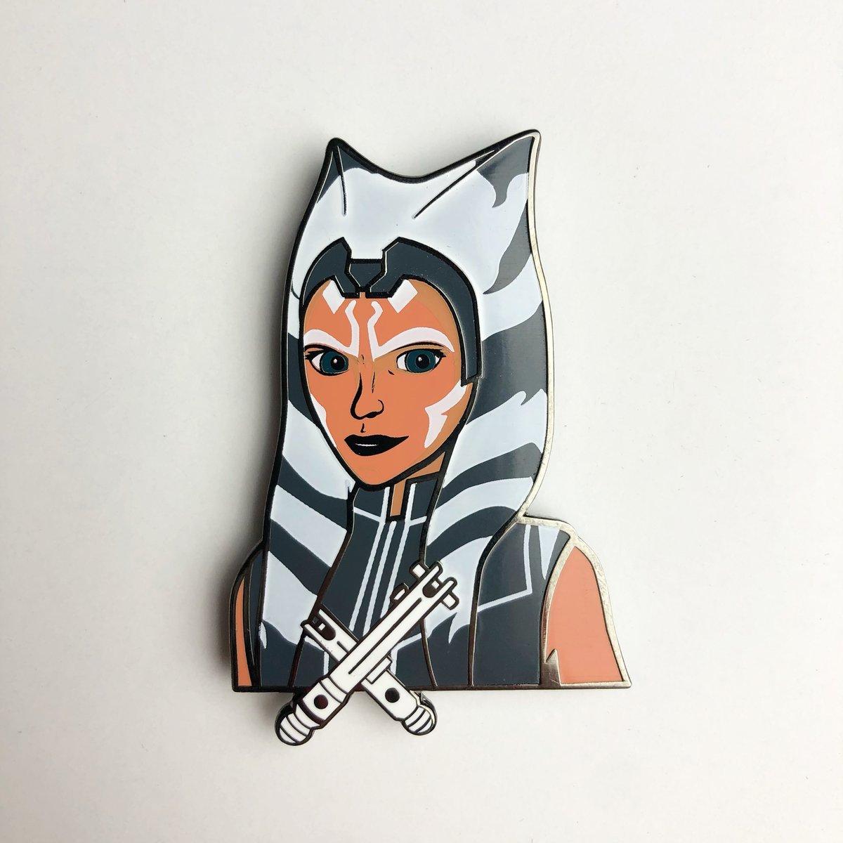 Image of 'Clone Wars Ahsoka' Pin