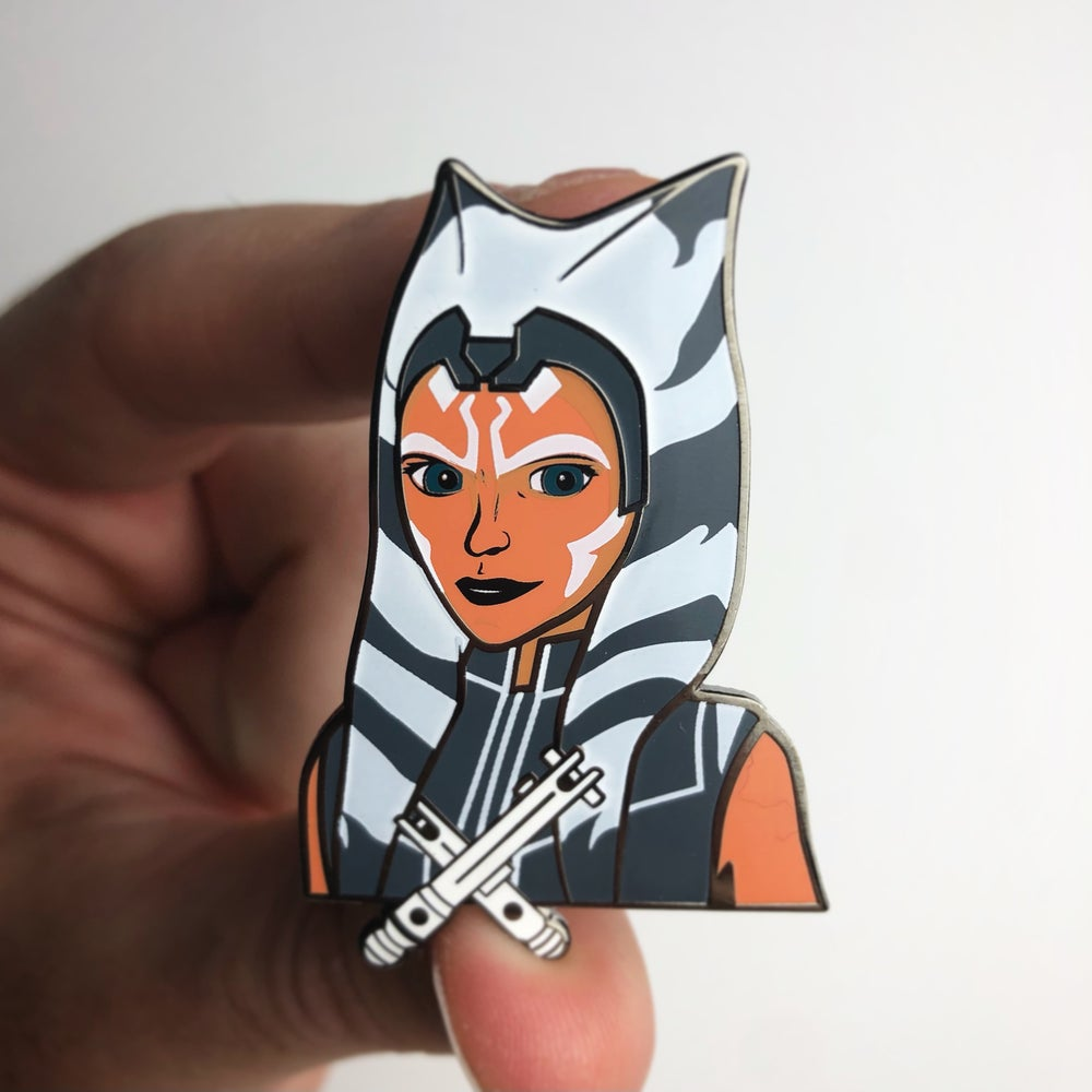 Image of 'Clone Wars Ahsoka' Pin