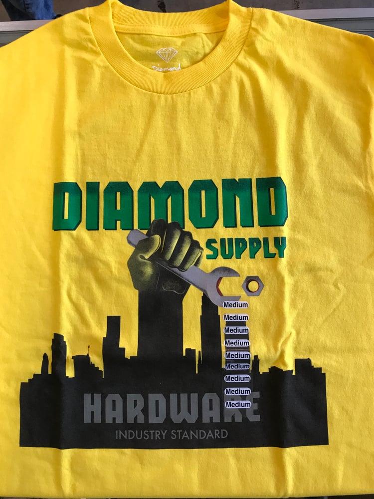 Diamond Supply Industrialism Tee