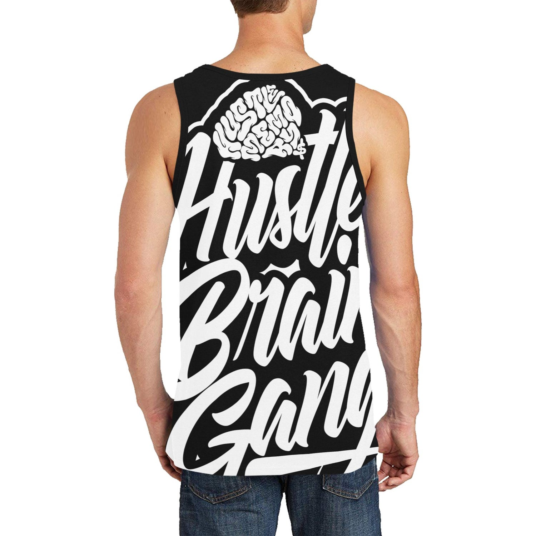 Image of  Hustle memory HBG Men's All Over Print Tank Top