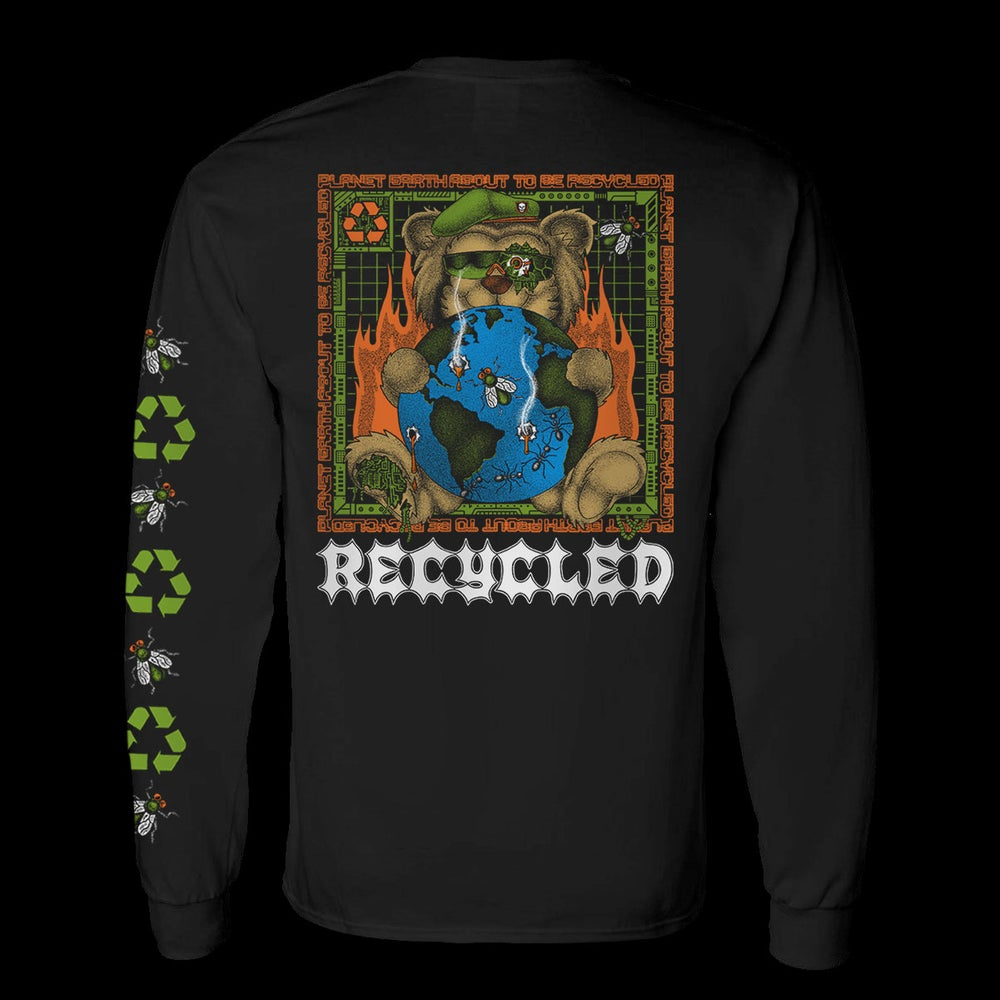 Image of RECYCLED LONG SLEEVE ***PREORDER***