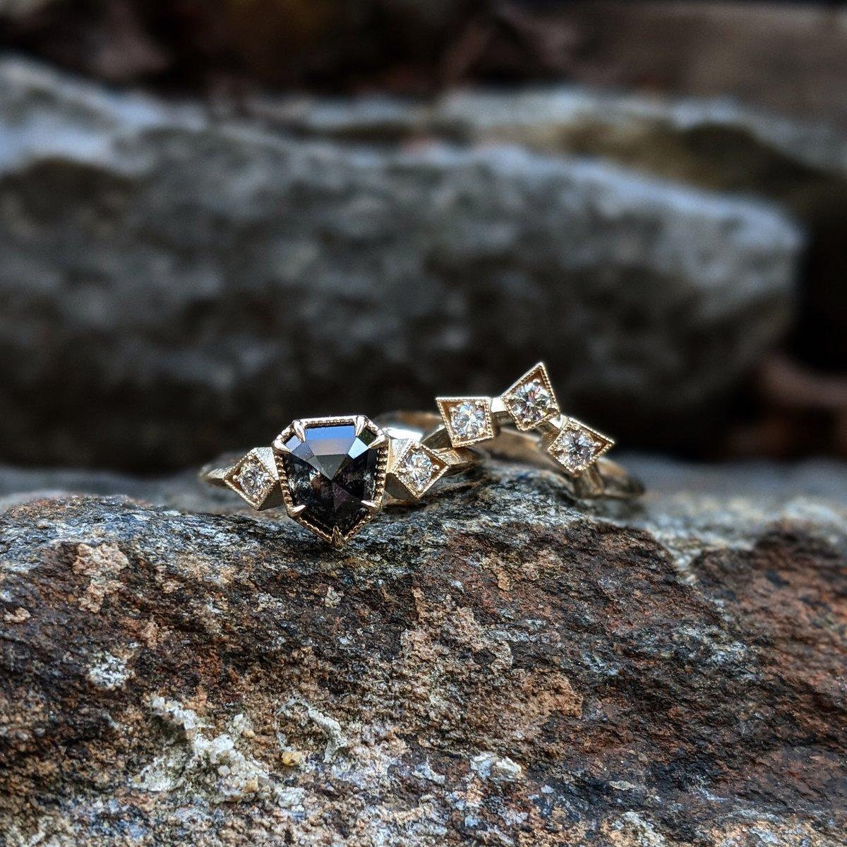 Image of Lilian Ring Set