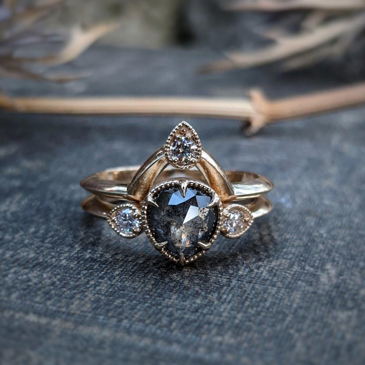 Image of Josie Ring Set