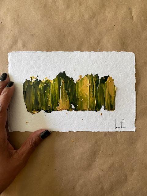 Image of Emerald City Cotton Rag Paper (2)