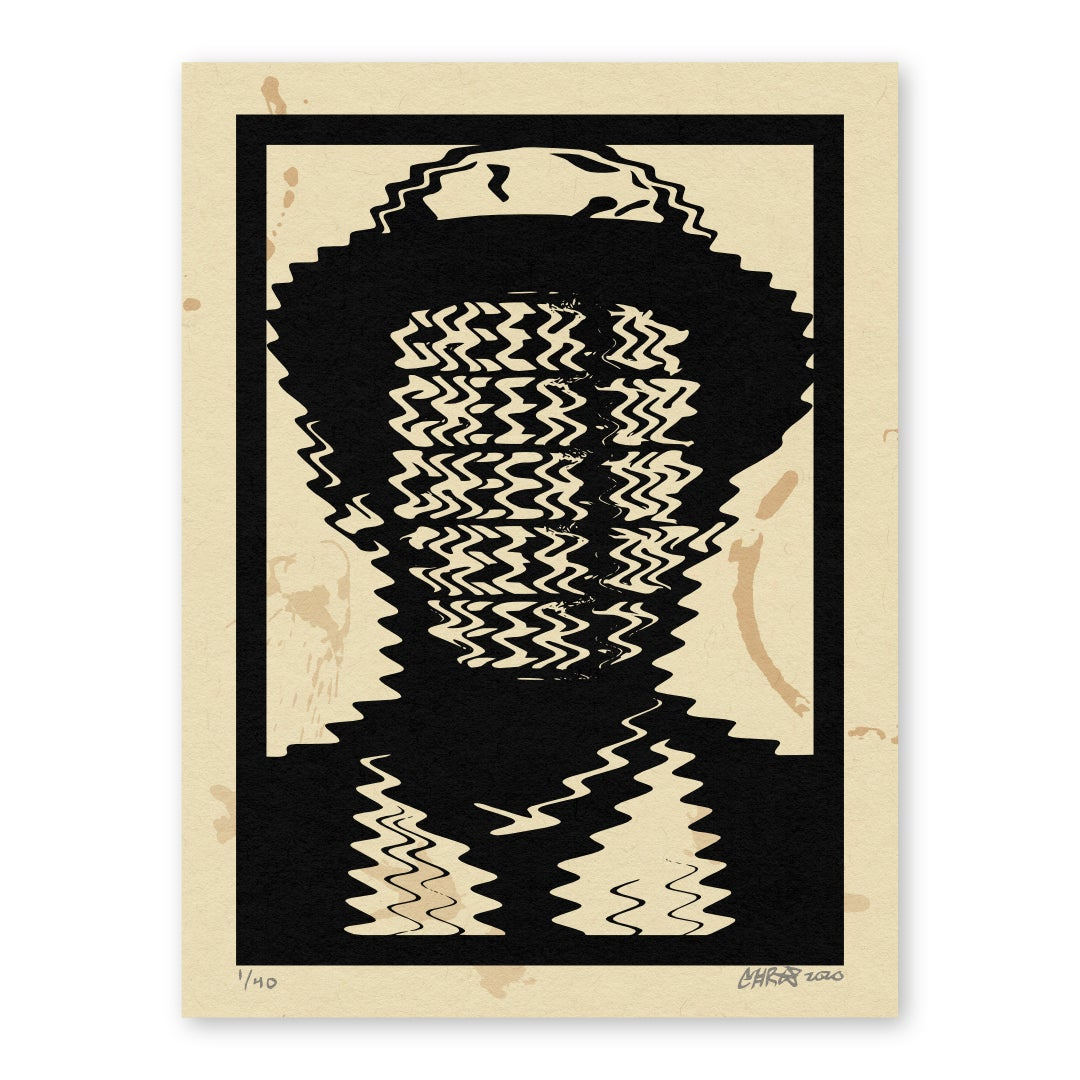 Image of Jitter - Screen Print