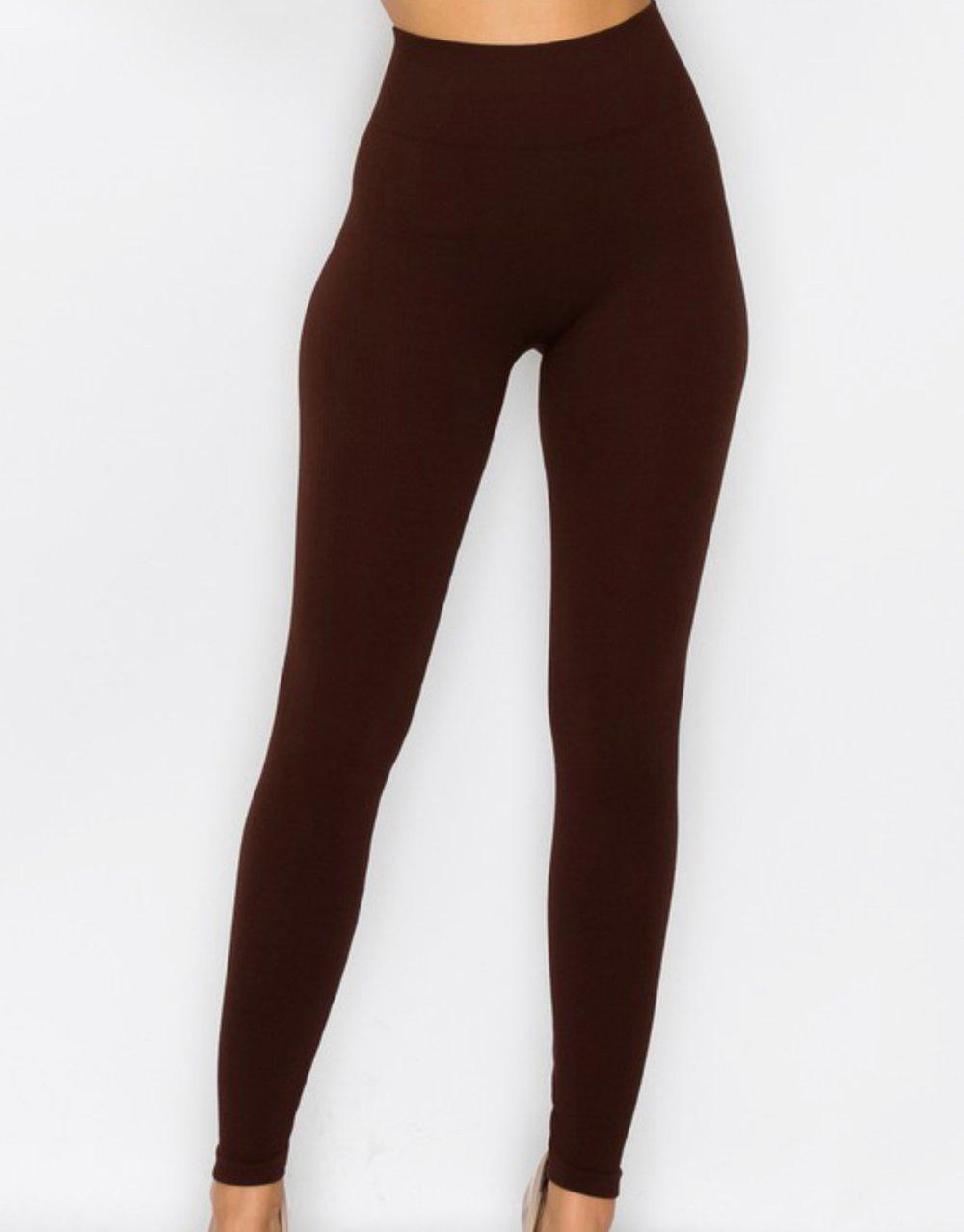 Image of Chocolate Bodysuit | Pants Set