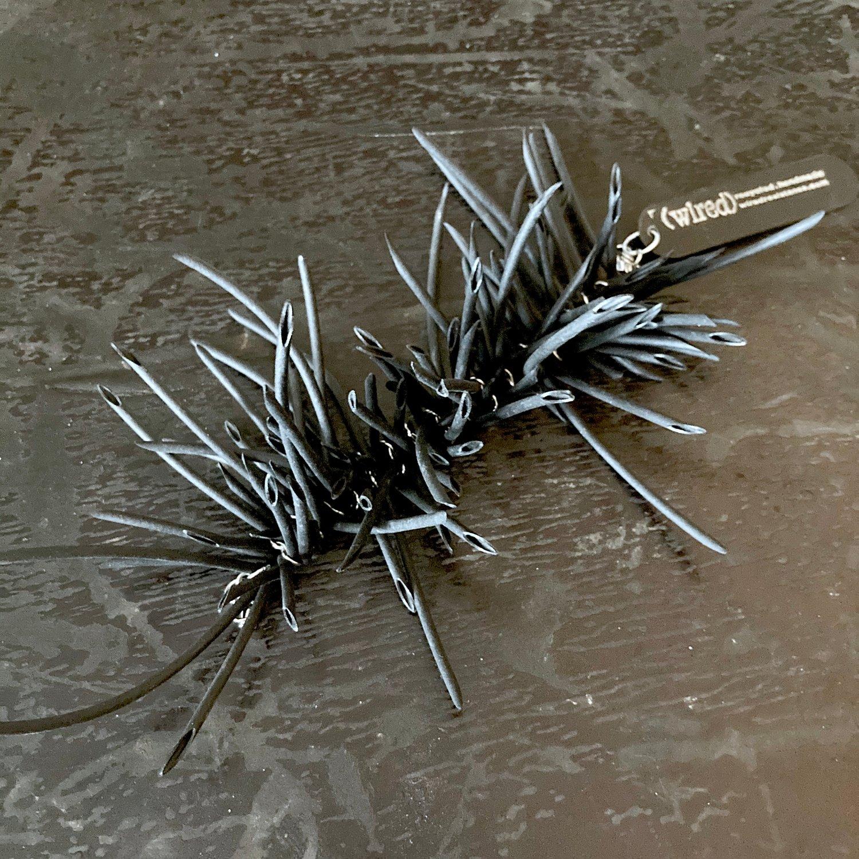 Image of Double sided Black Urchin Bracelet
