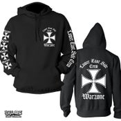 "Image of WARZONE ""Lower East Side Crew"" Hoodie"