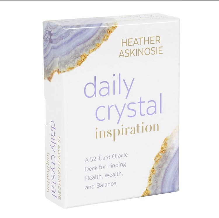 Image of Daily Crystal Inspiration Deck
