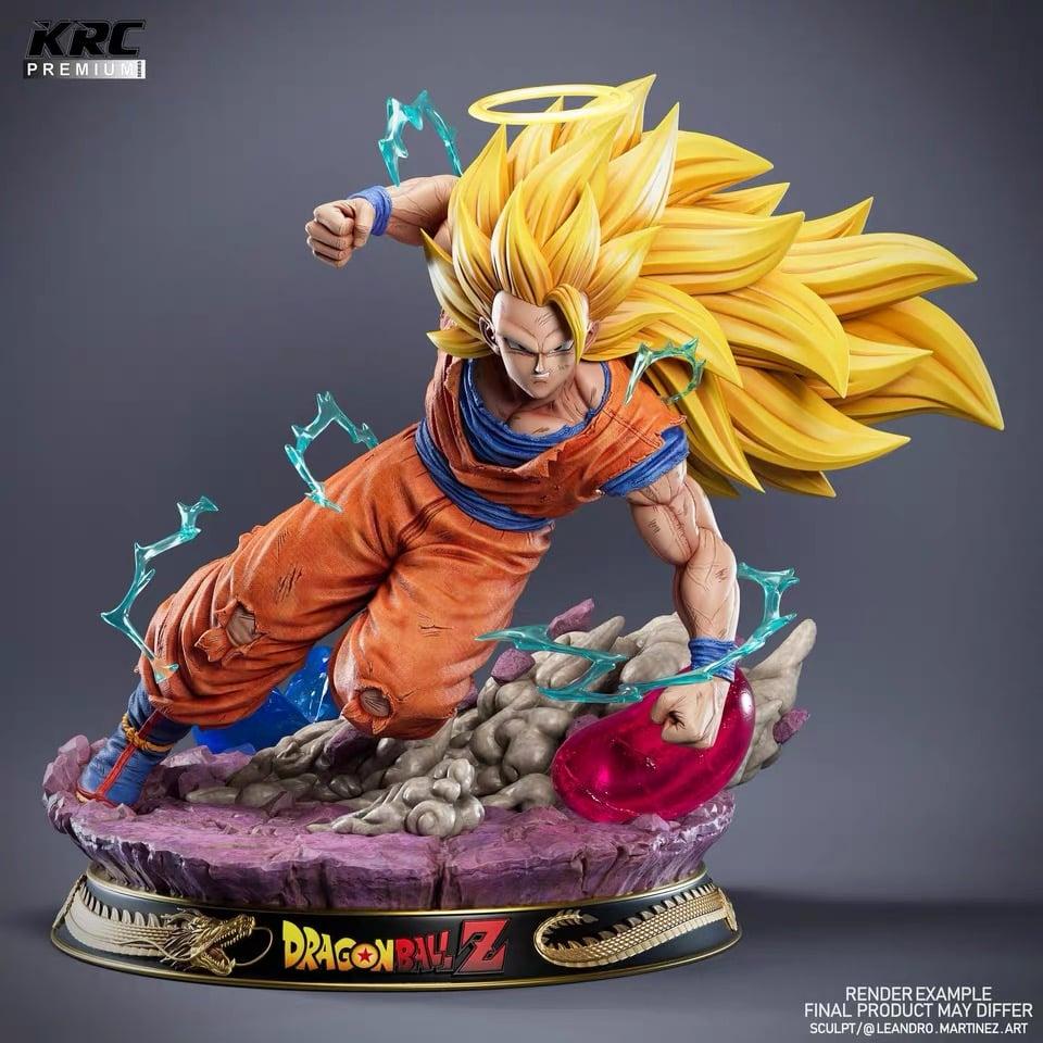 Image of [In-Stock]Dragon Ball KRC Goku 1:4 Resin Statue