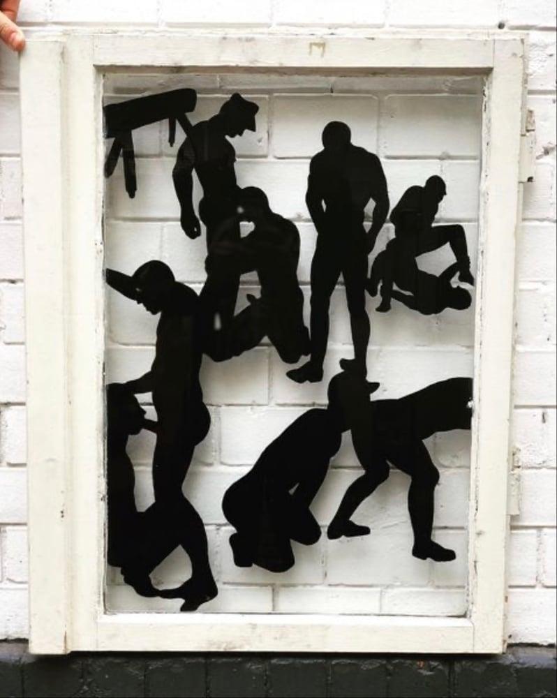 Image of WINDOW DARKROOM
