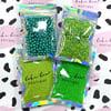Green Sprinkles - Choose your Pack