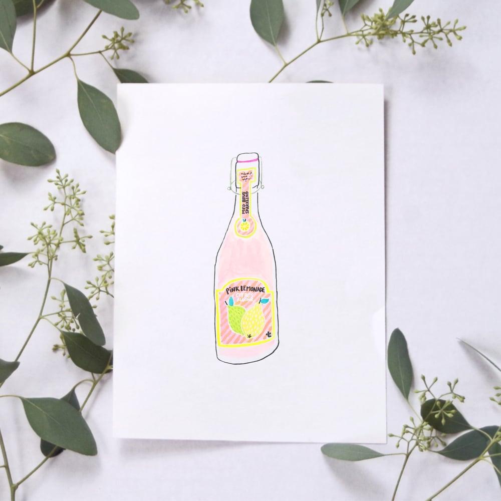 Image of Pink Lemonade print