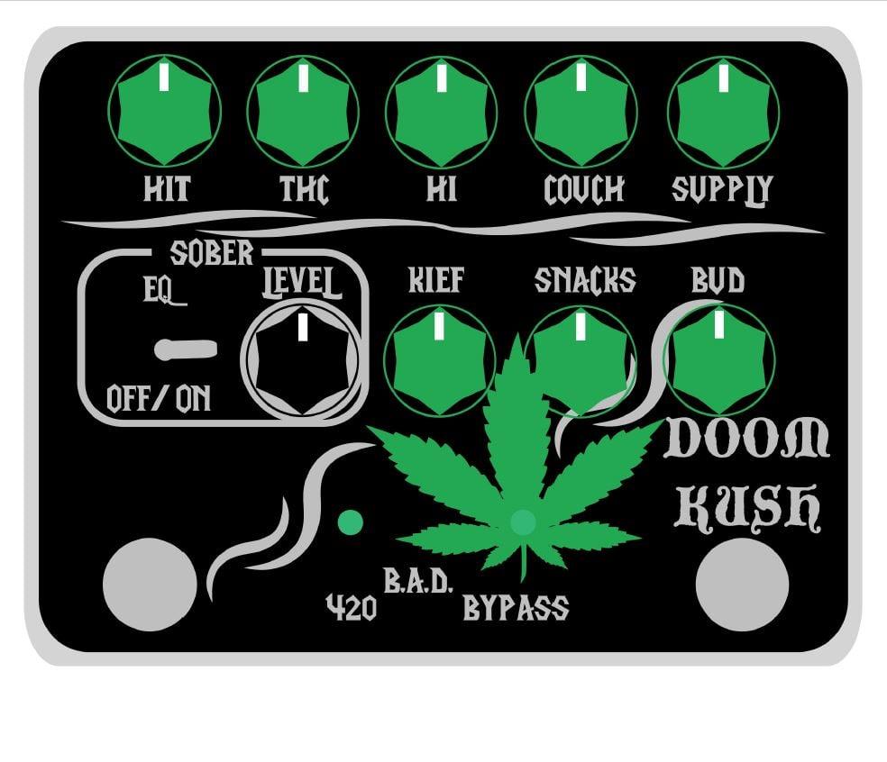 Doom Kush - Pre-order