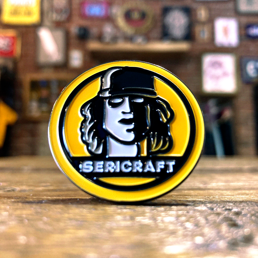 Image of SERICRAFT PIN