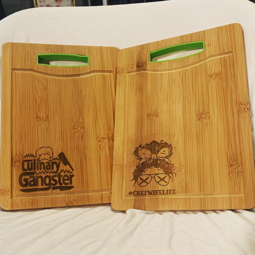 Image of Just right cutting board