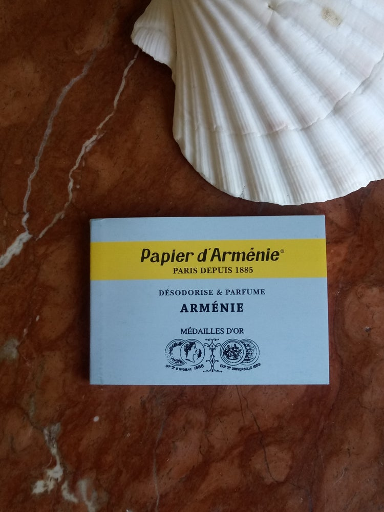 Image of Papel de Armenia Arménie