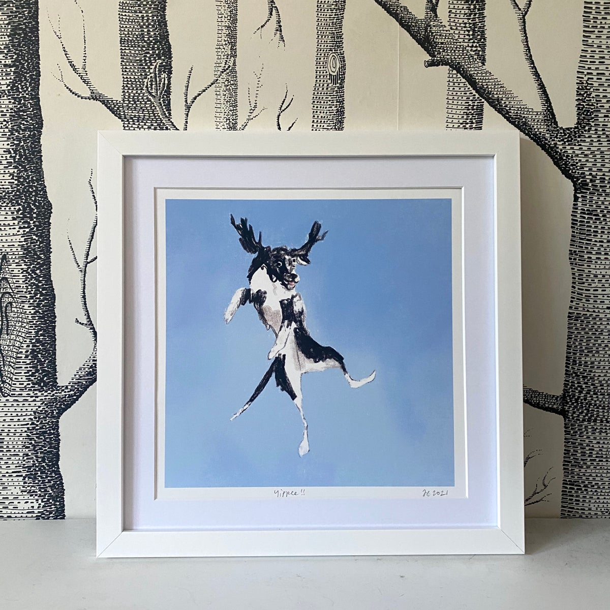 Image of 'Yippee!!' Archive Quality Print