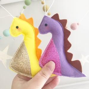Image of Dinosaur Decoration