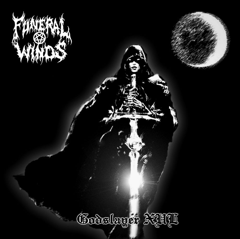"Image of Funeral Winds ""Godslayer Xul"" LP *IMPORT*"