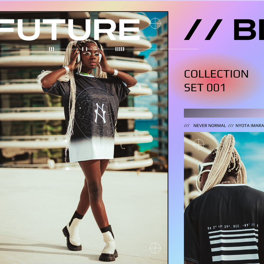 Image of BLACK FUTURE | NYOTA IMARA Collection Set 001 Collection Set 001 Unlimited
