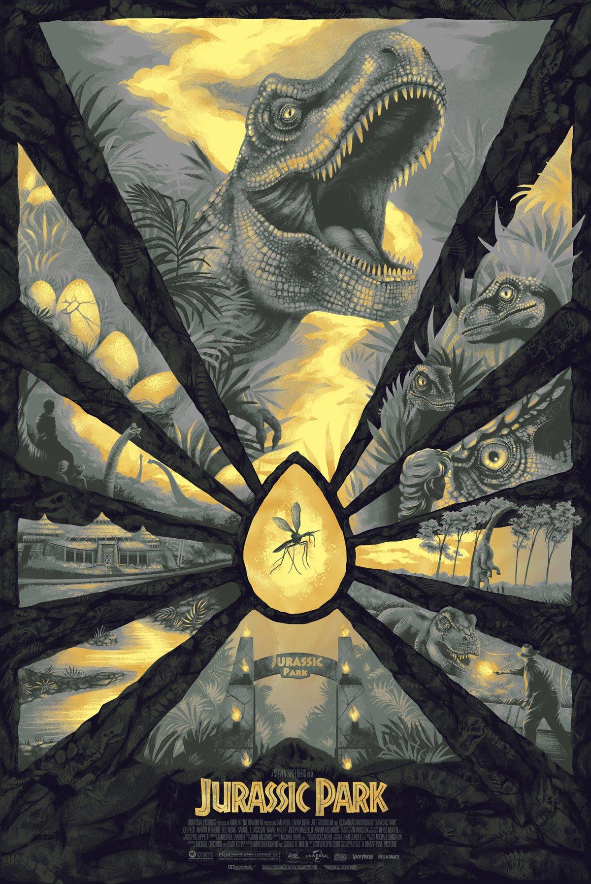 Image of Jurassic Park - Foil Variant