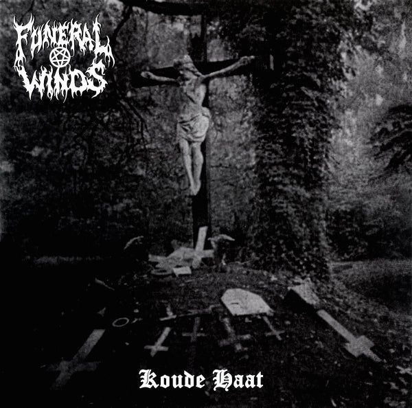 "Image of Funeral Winds ""Koude Haat"" LP *IMPORT*"