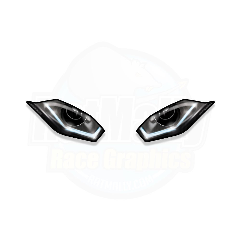 Image of Headlight Stickers to fit BMW S1000RR 2019>