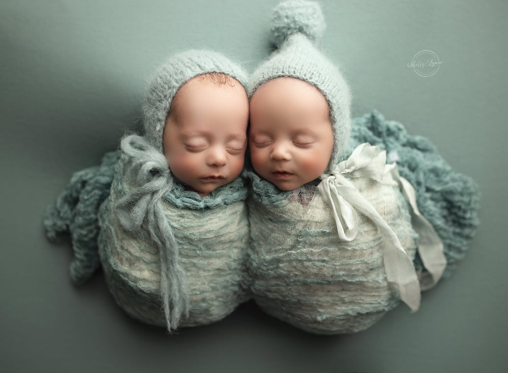Image of Cashmere Cozy - dusty teal