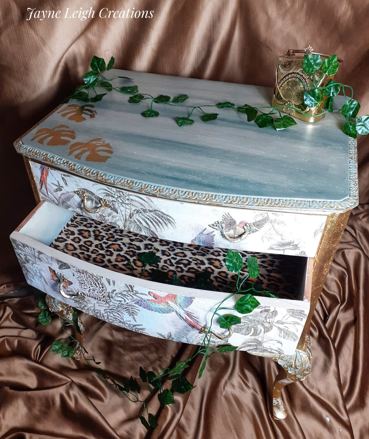 Image of Louis Chest of Drawers