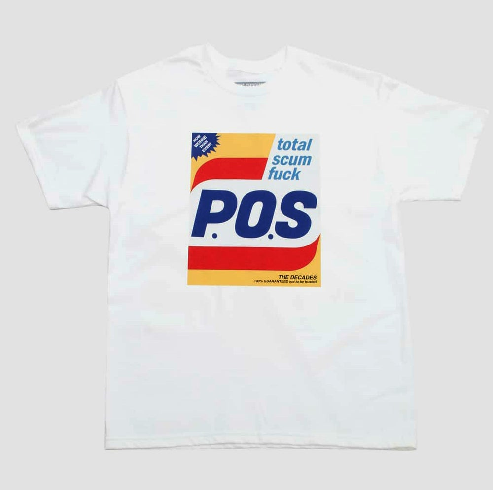 Image of POS Tee re-release