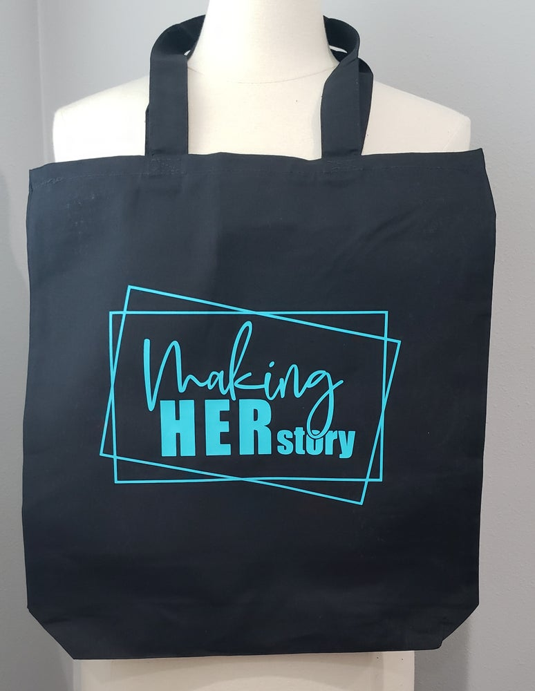 Image of Making HERstory Tote Bag