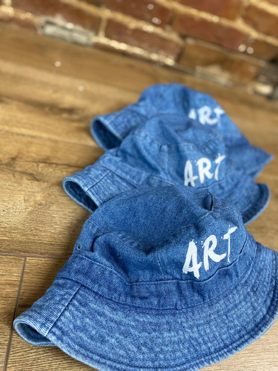 Image of Denim Bucket Hat