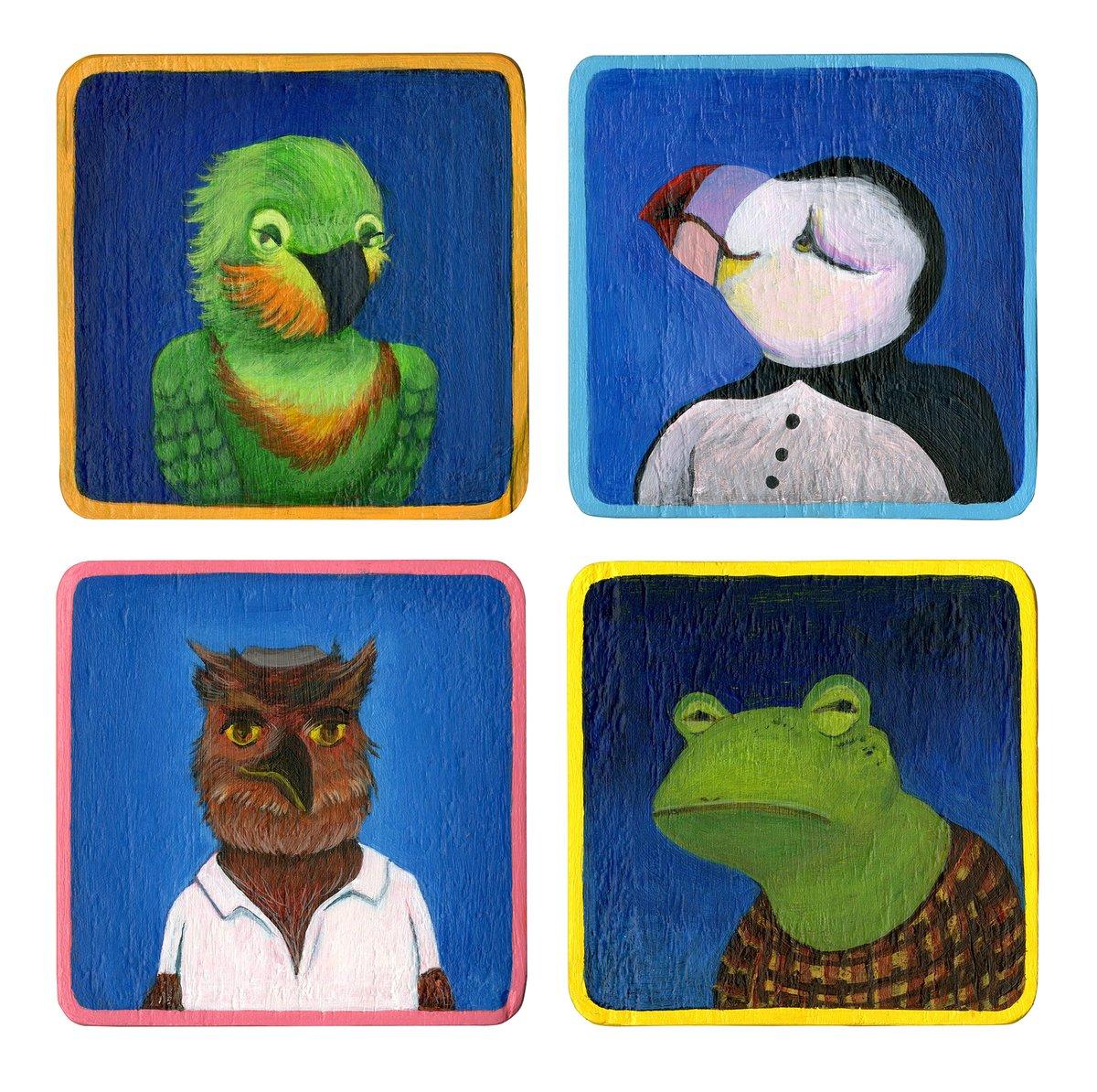 Image of Class of Birds 2021